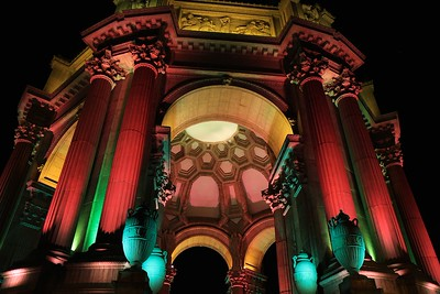 Palace of Fine Arts Feb 21st