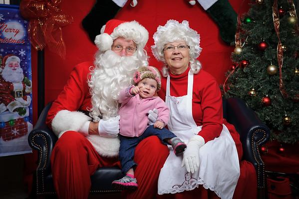2014 Santa Portraits