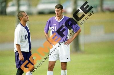 Albany Men's Soccer