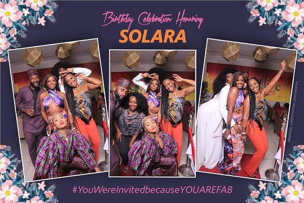 Solara's Birthday