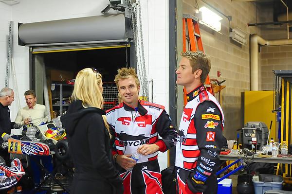 Tony Stewart Wins IKC Indy Karting Classic