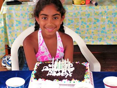 Diaya's 9th Birthday