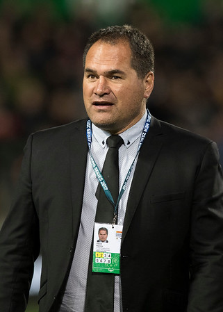 Dave Rennie during game 6 of the British and Irish Lions 2017 Tour of New Zealand,The match between  The Chiefs and British and Irish Lions, FMG Stadium, Hamilton, Tuesday 20th June 2017 (Photo by Kevin Booth Steve Haag Sports)  Images for social media must have consent from Steve Haag