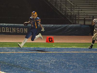 Freshman & JV Football - 10/16/14
