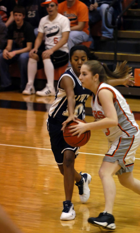 JV @ Liberty Center - 12-19-2005