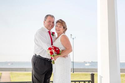 Wanda & Sandy Webb Wedding