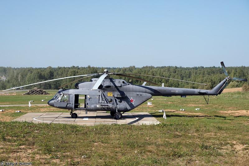 Ми-8МТВ (Mi-8MTV)