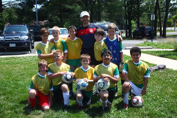 Snow Leopards 2013 - Soccer Team MYS