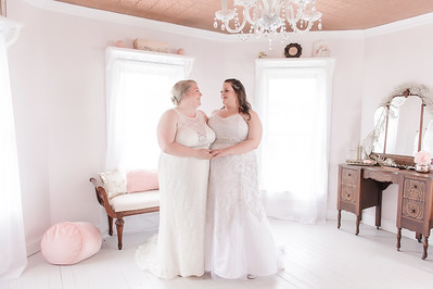 Madison and Amanda Wedding