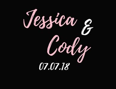 Jessica & Cody 7.7.18