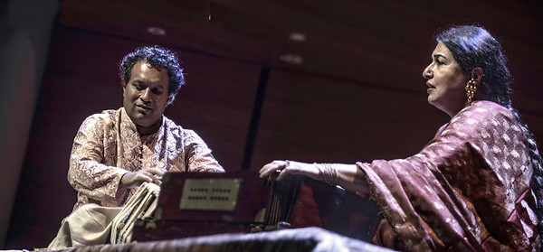 Rekha Surya Songs and Poetry at the Rubin Museum of Art