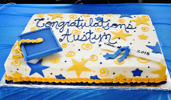 Austyn's graduation party