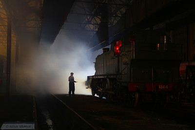 Didcot Shed Night Shoot