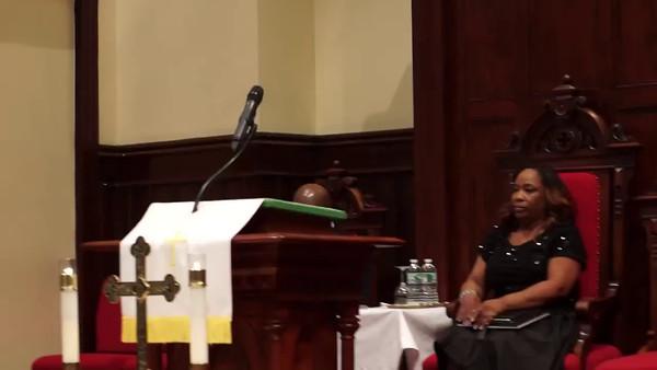 Trial Sermon