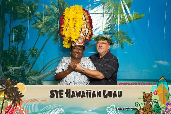 SIE Hawaiian Luau 8-25-16