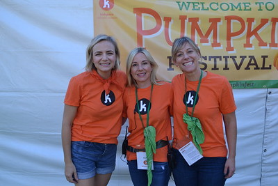 Pumpkin Festival Raises Funds for Kidspace