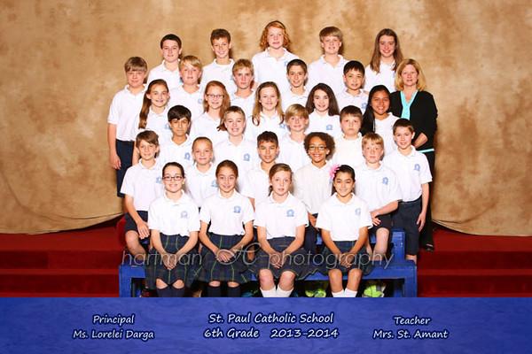 St Paul Class