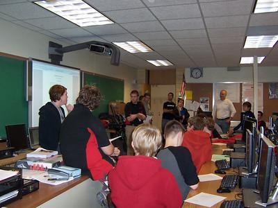 Team Meeting 11-17-09