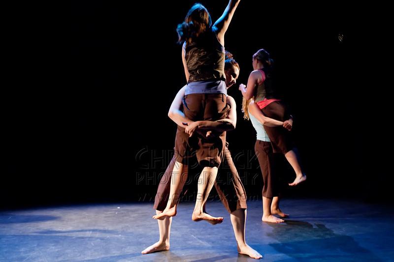 'Lifeline' choreographed by Rebecca Chad
