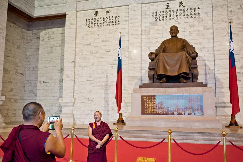 Chiang Kai-shek Memorial Hall, Taipei, Taiwan 中正紀念堂