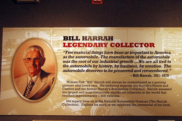 Harrah Auto Museum