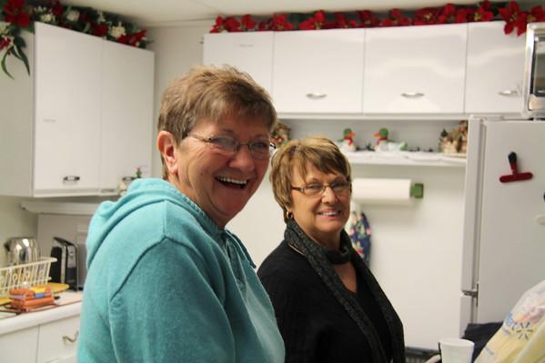 2012,  CFTC Robinson Creek Christmas Party