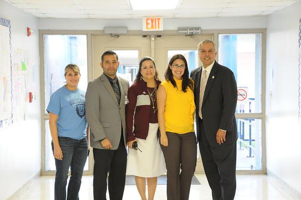 Dr. Cavazos Visit Sep 2015