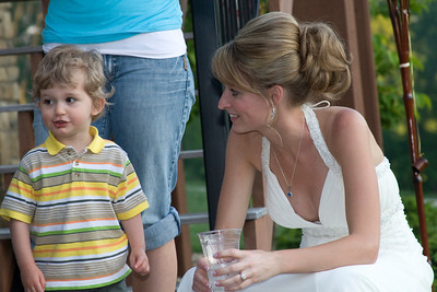 2008.05.31 Melanie and Zach Wedding Reception