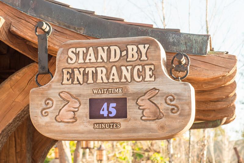 7DMT Wait - Magic Kingdom Walt Disney World