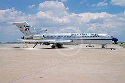 Phoenix Airways Boeing 727 Airliner PIctures