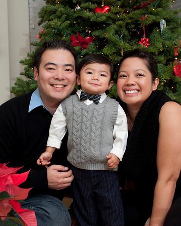 Gee Family Christmas 2011