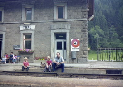 1981 Thal - Oost Tirol