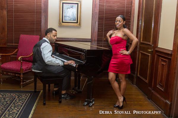 Piano Montay & Shonte