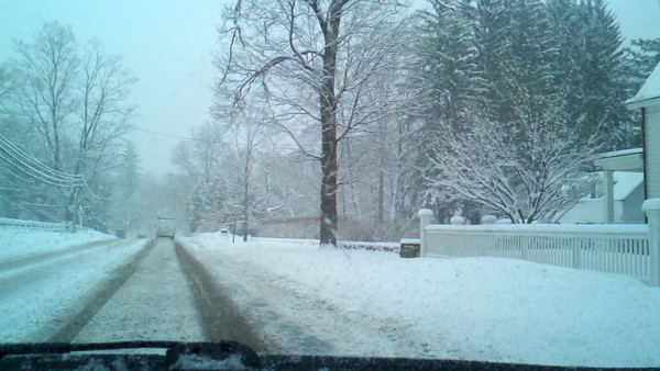 Snowstorm of January 7, 2011