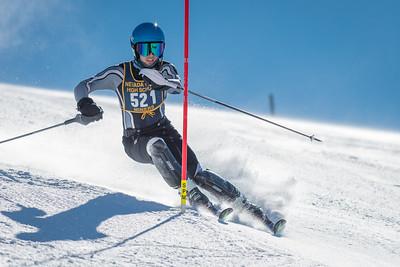 Boreal Slalom 02/10/2020