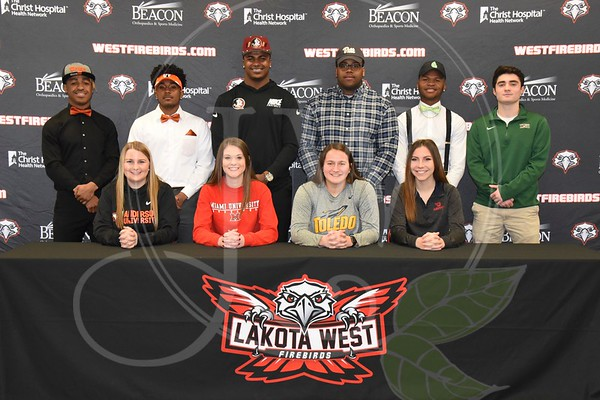 Lakota West Signing Day (2.7.18)