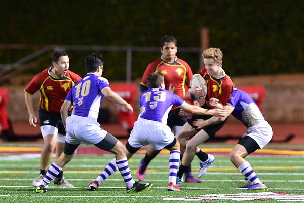 TP JV vs St Augustine,  1-13-17