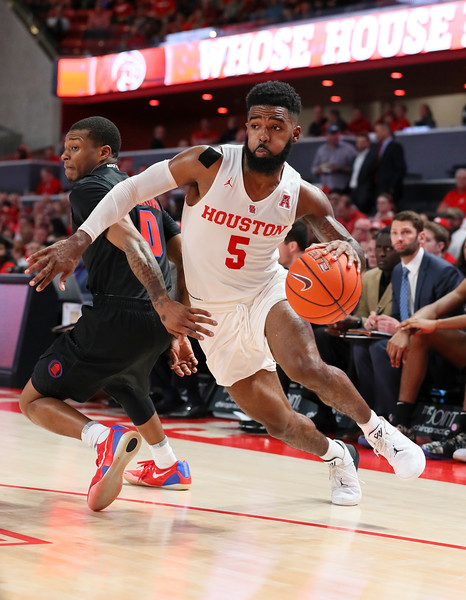 UH MBB vs SMU Conference Champs 2019