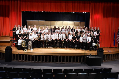 Band/Choir Dairyland Honors 2018