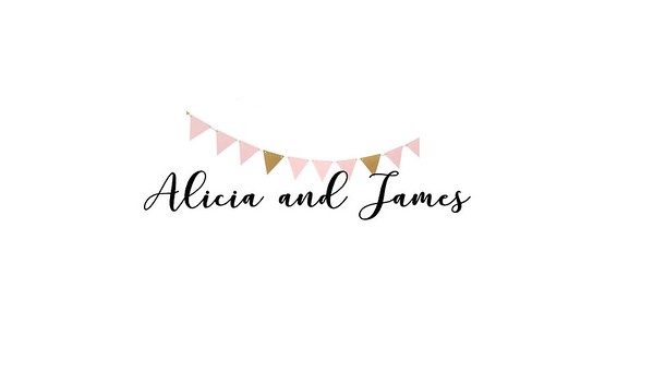 Alicia and James