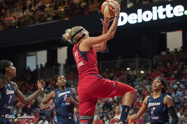 Mystics vs. Atlanta Dream - July 21, 2019