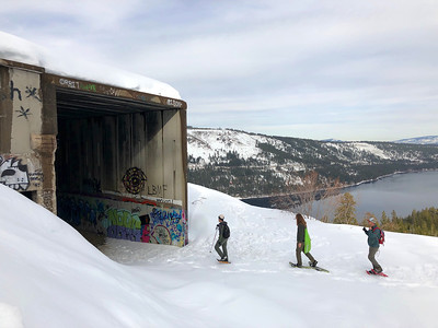 Donner Summit: Jan 24-27, 2019