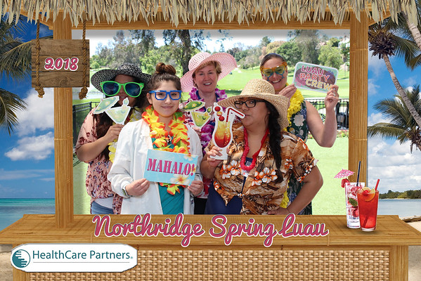 Northridge Spring Luau 2018