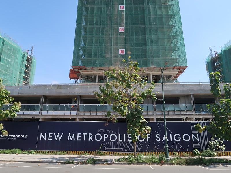 The New Metropolis Of Saigon