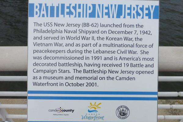 2015 Battleship New Jersey