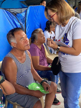 2019 PH Taal Relief Project