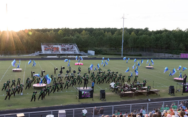 2021-09-25 Panther Creek Invitational Competition