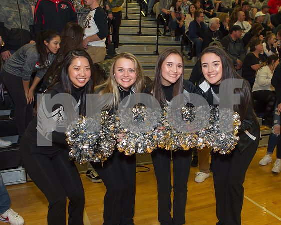 Cheers and Poms Senior Nite 2018