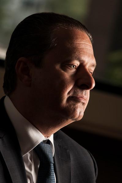 Eduardo Campos, político, São Paulo, 2014, Brasil.
