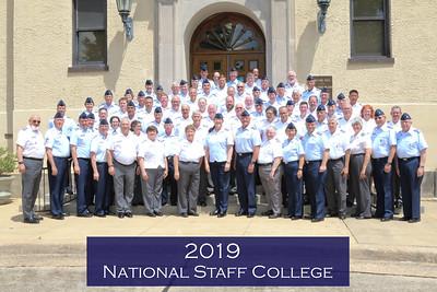 2019 National Staff College